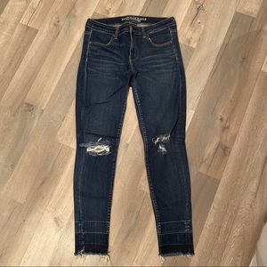 Super stretch jean/jegging